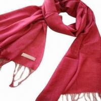Wholesale Acrylic /fashion scarf, very soft and comfortable, different colors are available from china suppliers