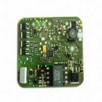 Buy cheap PCB Assembly/Automotive Electronic Product with 1 to 20 Layers, RoHS-/SGS-/ISO-/TS16949-certified from wholesalers