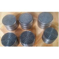 Wholesale Polished Filter Moulds For PE Blowing Film Machine Filter Parts from china suppliers