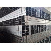 Wholesale ERW Pre Galvanized Square Steel Pipe 20*20*1 Mm With Strip Bundle Packing from china suppliers