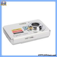 "Wholesale K12 2.7"" LTPS 8x High-Definition Digital Camera Silver (85002712) from china suppliers"