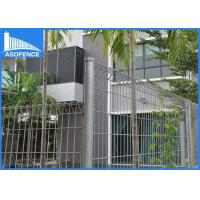 Wholesale Hot Dipped Welded Wire Fencing Panels For Building Corrosion Protection from china suppliers