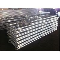 Quality Outdoor Aluminum Stage Truss  Roof Truss 1000 X 580mm Circular Lighting Truss for sale