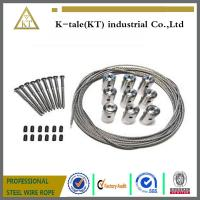 Wholesale China high quality stainless steel wire rope steel cable steel wire /wire rope from china suppliers