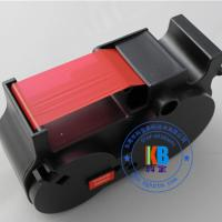 Wholesale Pitney Bowes Compatible Fluorescent Red Ribbon Cassettes (767-1) for Post Perfect ™ B700 - 2 Pack from china suppliers