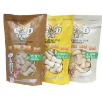 Wholesale Zip lock Pet Food Packaging Bag / Stand up bag With Clear Window from china suppliers
