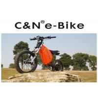Wholesale Fold Up Enduro Off Road Electric Bike Hydraulic Brake Carbon Steel Frame from china suppliers