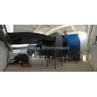Quality Multi Cyclone Dust Collector With Carbon Steel Outside Granite Inside for sale