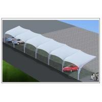 Wholesale Large White Car Shade Tent , Car Parking Canopy For Driveway / Garage from china suppliers