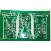 Wholesale Custom Electronic FR408 Immersion Silver 10 Layer PCB Board Manufacturing from china suppliers