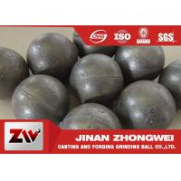 Quality HRC 60-68 Hardness Grinding Steel Balls for Mining and Cement Plant Ball Milling for sale