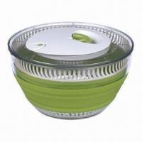 Wholesale Collapsible salad spinner, easy to use from china suppliers