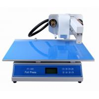 Wholesale Digital Foil Printer Hot Stamping Machine 150W For Paper / Cardboard / Plastic from china suppliers