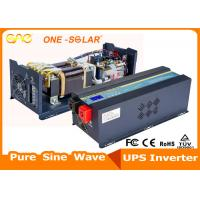 Wholesale 52kg UPS Solar Inverter 5000 Watt 24V/48V With 64-Bits DSP Control Chipset from china suppliers