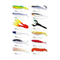Plastic high quality fishing soft lures worm of item 106837083 for Fishing worms for sale