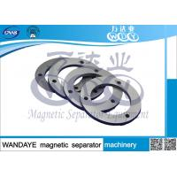 Wholesale Professional Magnetic Drum Separator Machine / Overband Magnetic Separator Permanent Magnet Ring from china suppliers