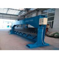 Wholesale Color Steel Sheet Hydraulic Bending Machine / Sheet Metal Bender from china suppliers