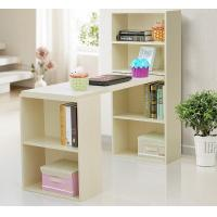 Wholesale Bookshelf Modern Home Office Furniture Computer Desk L Shaped For Kids from china suppliers