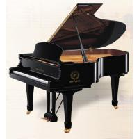 Wholesale 158cm Black Polished Orient Design Baby Acoustic Grand Piano With Stool AG-GP158 from china suppliers
