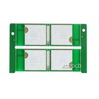 Wholesale Half Hole HDI Rogers PCB Ro3003 Multilayer Circuit Board Fabrication Green or White from china suppliers