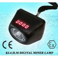Wholesale Cree IP65 lithium battery LED Mining Cap Lamp low power indication from china suppliers
