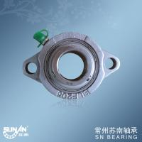 Wholesale Dia 25mm Stainless Steel Bearing Housing SSBLF205 / Hardware Bearings from china suppliers