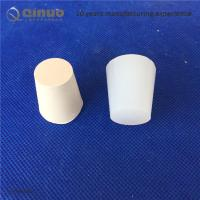 Buy cheap Shanghai Qinuo Manufacture Rubber Stoppers Bungs white for Test Tubes / Bottles / Flasks Laboratory Lab from wholesalers