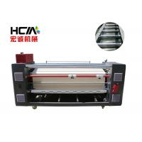 Wholesale Calandra Roller Sublimation Heat Press / 1.7 m Wide Roll To Roll Heat Press Machine from china suppliers