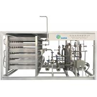 Wholesale 250M LNG Immersed Pump Skid Mounted Equipment 0.02-1.2MPa 20-40M3/H from china suppliers