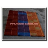 Wholesale Colorful Stone Coated Aluzinc Steel Roof Tile Panel with Low Price from Factory of China from china suppliers