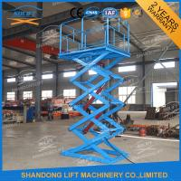 Wholesale 1T 4M Warehouse Elevator Lift from china suppliers