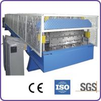 Wholesale Strength And Durability Double Layer Roll Forming Machine With Automatic Control from china suppliers
