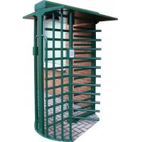 Wholesale Stainless steel fast pass full height turnstile from china suppliers