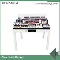 Quality Cosmetic counter display makeup beauty shop furniture cosmetic shop furniture for sale
