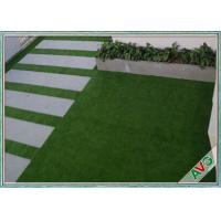 Quality Eco - Friendly Decorative Outdoor Artificial Turf  Realistic Synthetic Grass Lawn for sale