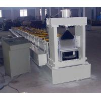 Wholesale 1.2-2.0mm Thickness 305mm Width Roof Panel K Span Roll Forming Machine Automatic YX112-303 from china suppliers