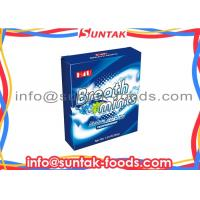 Wholesale Blue Peppermint Hard Candy In Paper Box Sugar Free Carb Free Candy from china suppliers
