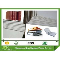 Wholesale Roll and Sheets Grey Board / Grey Chipboard for Book Cover / Arch file from china suppliers