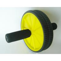 Wholesale Double Exercise Power Abdomen Wheel-fitness accessory from china suppliers