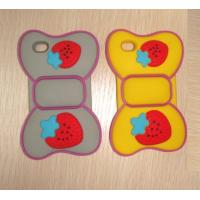 Wholesale silicone phone case with butterfly shape from china suppliers
