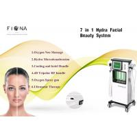 Wholesale 2018 new arrival Alice Super Bubble Facial CO2 Bubble Facial 7 In 1 Face Skin Care Solution Machine from china suppliers