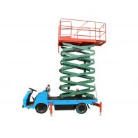 Wholesale Tower Vehicle Mounted Work Platforms Electric Motor Driven Hydraulic Lift Platform from china suppliers
