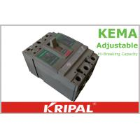 Wholesale Adjustable 160 Amp 3 Pole Industrial Molded Case Residential Circuit Breaker 50ka from china suppliers