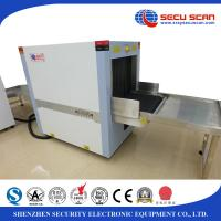 Wholesale Security X Ray Inspection Machine , Cargo Inspection System Tunnel 650*500mm from china suppliers