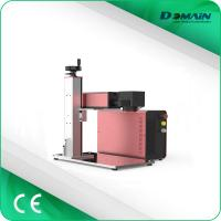 Wholesale High Speed Portable Industrial Laser Marking Machine For Plastic 10w/20w/30w from china suppliers