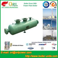 Wholesale Water Heat Boiler Mud Drum / Boiler Drum Once Through For Power Station from china suppliers