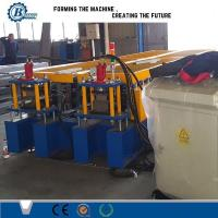 Buy cheap Small Size Galvanized Steel Sheet Metal Stud And Track Roll Forming Machine from wholesalers