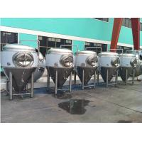 Wholesale 500l 50hl Stainless Steel 304 / 316 Beer Brewhouse Whirlpool Tun Facilities from china suppliers