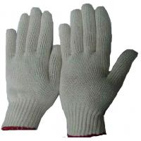Wholesale White colorful cotton knitted Industrial Protective Gloves for construction from china suppliers