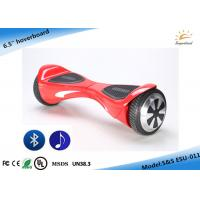 "Wholesale Red 6.5"" Two Wheel Smart Self Balancing Electric Scooter Hover Board from china suppliers"